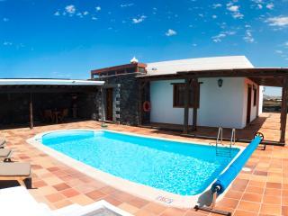 Villa Reguera  with private pool with 2 bedrooms - El Islote vacation rentals