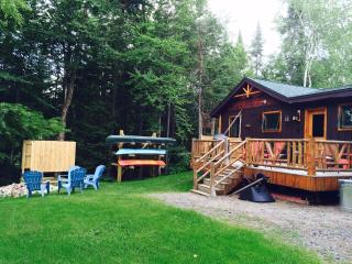 Perfect 3 bedroom Rainbow Lake House with Deck - Rainbow Lake vacation rentals