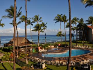 2/2 FANTASTIC ocean view! Remodeled with  HAWAIIAN Charm! Read Reviews! - Ka'anapali vacation rentals