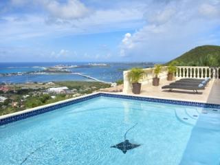 Spectacular 5 Bedroom Villa in Almond Grove - Cole Bay vacation rentals