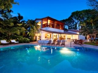 4 Bedroom Beachfront Villa in the Tropical Gardens of St. James - Gibbs Bay vacation rentals
