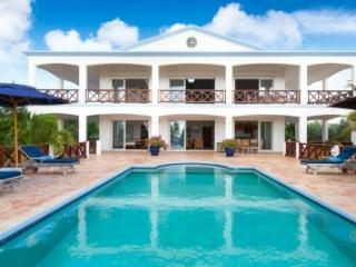 5 Bedroom Villa overlooking the Ocean in Shoal Bay Village - North Hill vacation rentals