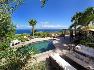 4 Bedroom Villa with View of the Caribbean Sea in Vitet - Vitet vacation rentals
