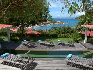4 Bedroom Villa on the Hillside of Gustavia - Gustavia vacation rentals