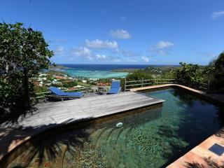2 Bedroom Villa Overlooking the Grand Cul de Sac Lagoon in Marigot - Marigot vacation rentals