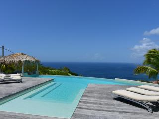 Blue Swan Stunning views and a short drive into Gustavia - Lurin vacation rentals