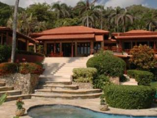 Lovely 10 Bedroom Villa with Oceanfront Pool & Jacuzzi in Cabrera - Dominican Republic vacation rentals
