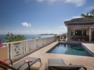 6 Bedroom Villa with Ocean View on Tortola - Tortola vacation rentals
