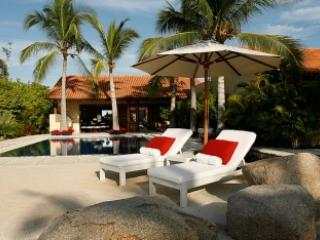 Sensational 5 Bedroom Villa with Pool in Punta Mita - Punta de Mita vacation rentals
