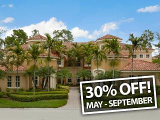 Luxury Condo,Vasari, golf and tennis - Bonita Springs vacation rentals