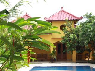 Ada Waktu, Jogjakarta, Cosy bungalow, pool! - Java vacation rentals