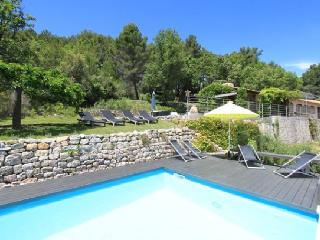 Beautiful Villa with Internet Access and Television - Seillans vacation rentals