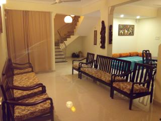 4BHK PenthouseTerrace Garden, Benauilm-Colva Beach - Margao vacation rentals