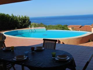 Villa con Piscina e vista mare (Costa Paradiso) - Costa Paradiso vacation rentals