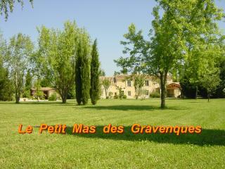 Les Alpilles - Le Petit Mas des Gravenques - Charleval vacation rentals