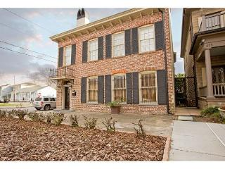 Newly renowated two-story home with private parking - Savannah vacation rentals