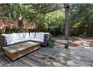 Historic home with modern updates and a great backyard - Savannah vacation rentals