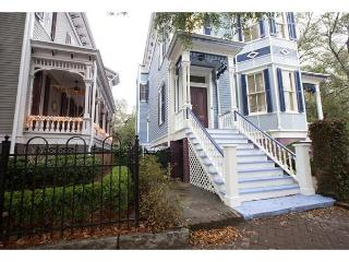 Large Victorian home a block from Forsyth Park - Savannah vacation rentals