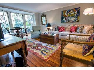 Charming house just off of Calhoun Square with a spacious courtyard. - Savannah vacation rentals