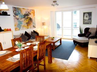 Five star 3-bed room luxury apt in Central Prague - Prague vacation rentals