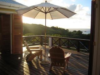 Longue-Vue Villa (sleeps 6) - pool & ocean views - Carriacou vacation rentals