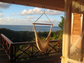 Longue-Vue Villa (sleeps 6) - pool & ocean views - Carriacou vacation rentals