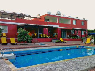 Bright Villa with Deck and Internet Access - Tersefanou vacation rentals