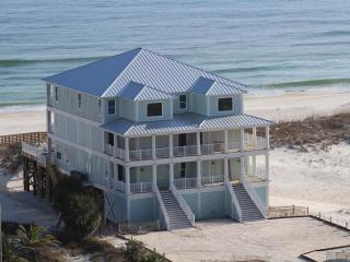 Castle in The Sand East. Luxury Gulf Frnt Home! - Orange Beach vacation rentals