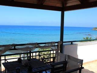 vrachos attic-in front of the sea zakynthos greece - Alykanas vacation rentals