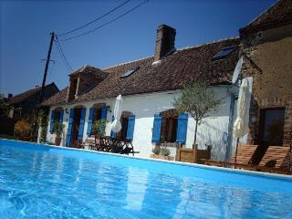 maison de campagne avec piscine - Joigny vacation rentals