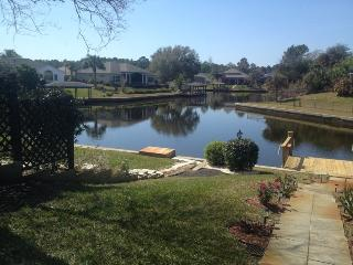 Palm Coast, Fl. On The Canal - Baleal vacation rentals