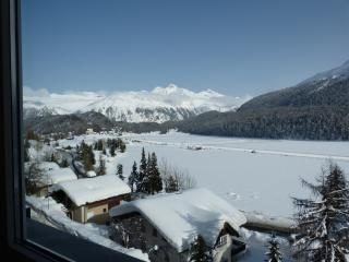 Great views from wonderful studio - Saint Moritz vacation rentals