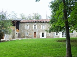 Farmhouse Ariege Midi-Pyrenees -pool for 10 guests - Saint-Martory vacation rentals