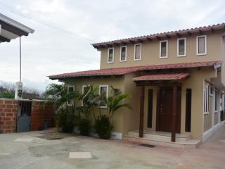 Beachfront home,  Las Riveras - Playas vacation rentals