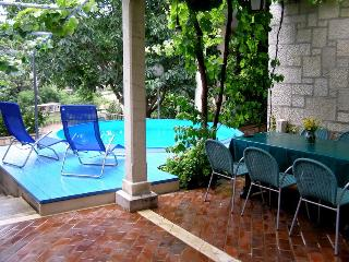 Brac island Holiday pool Perica - Cove Puntinak (Selca) vacation rentals