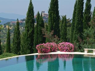 Villa Ginepro, Tuscany sea view - Manciano vacation rentals