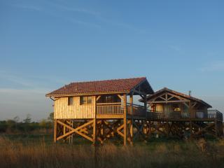 Maisons sur pilotis à la pointe du Médoc - Talais vacation rentals