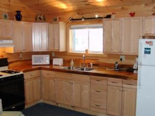 Molasses Pond Year Round Cottage Sleeps 7 - Eastbrook vacation rentals