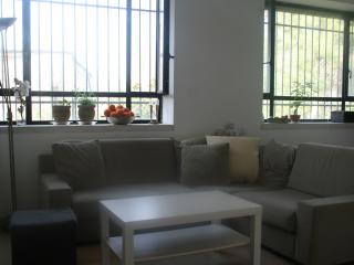Lovely apartment with a yard in Jerusalem - Jerusalem vacation rentals