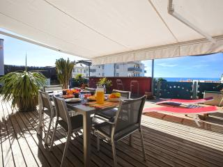Cozy penthouse in Sitges sea views up to 4 people - Sitges vacation rentals