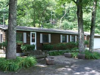 Creekside Log Cottage With Sunroom, Big Indian, NY - Big Indian vacation rentals