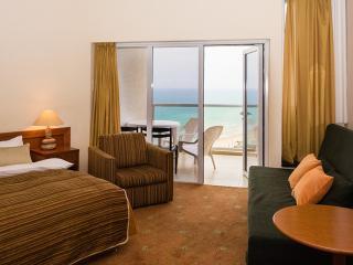 Amazing Hotel Apartment Sea View Hertzlia - Tel Aviv District vacation rentals
