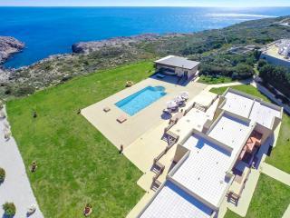Luxurious sea view unique Villa in Rhodes, Greece - Rhodes vacation rentals