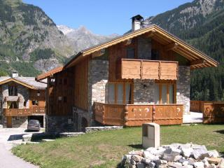 Luxurious chalet - 12 people - Champagny-en-Vanoise vacation rentals