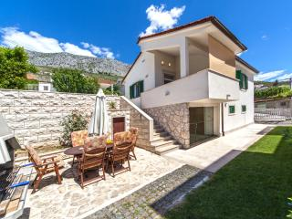 Villa Zivana with pool - Split Riviera - Dugi Rat vacation rentals