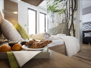 Modern apartment CYBERNETYKI with A/C - Warsaw vacation rentals