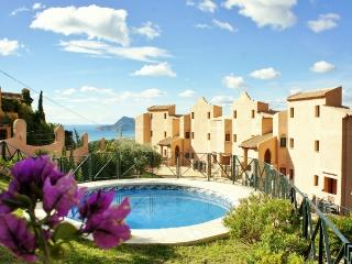 Fabulous views from 6p Hilltop Condo with Jacuzzi - Altea la Vella vacation rentals