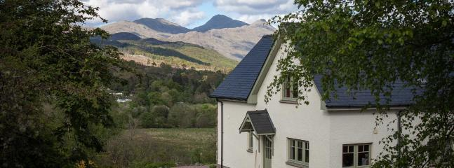 Perfect House in Strontian with Internet Access, sleeps 12 - Strontian vacation rentals