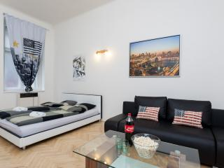 Spirit of America near City Centre - Prague vacation rentals