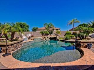 Luxury 5 bedroom model home with dream backyard - Phoenix vacation rentals